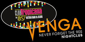Club Tropicana & Venga Glasgow